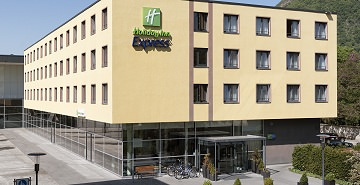 Holiday Inn Express Singen: Camere