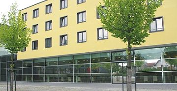 Holiday Inn Express Singen: Our rooms